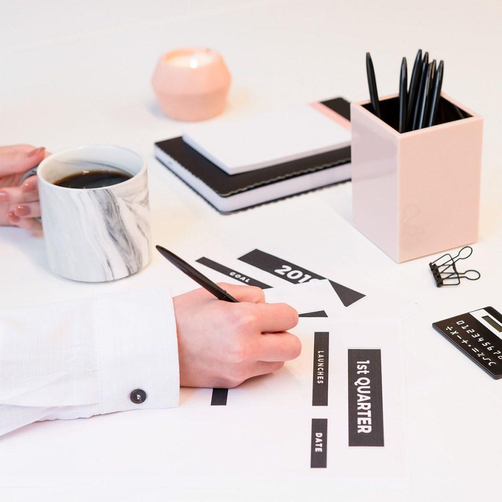 SSS Blush Black Work 004 Get Noticed! Get Hired! Elevate Your Career Brand.