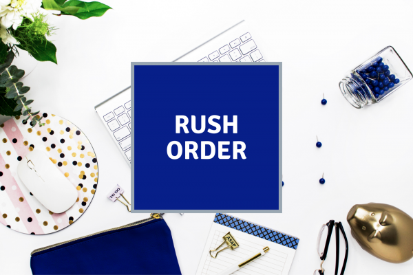 Vancouver Resume Services - Rush Order Request