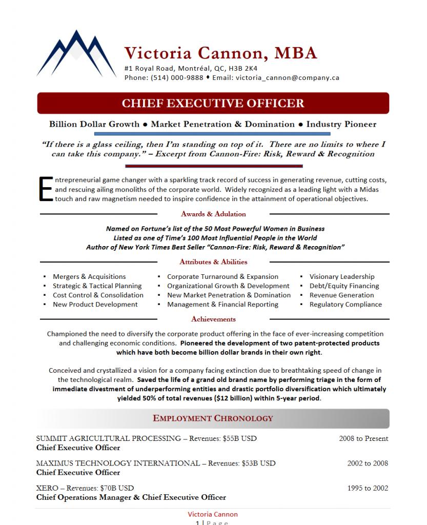 Resume Service Reviews Vancouver